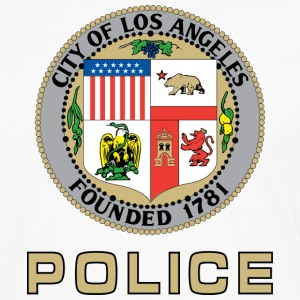 LAPD - Men's Premium Long Sleeve T-Shirt