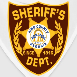 King County Sheriff - Bandana