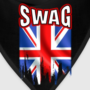british swag T-Shirts - Bandana