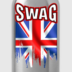 british swag T-Shirts - Water Bottle