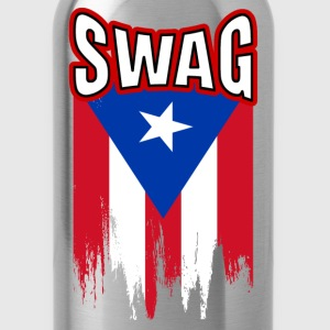 puerto rican swag T-Shirts - Water Bottle