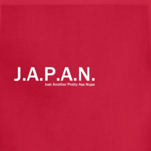 japan T-Shirts - Adjustable Apron