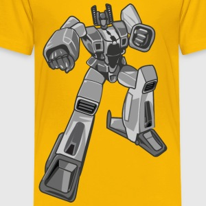 Giant Robot - Anime - Cartoon - Cool - Manga Kids' Shirts - Toddler Premium T-Shirt