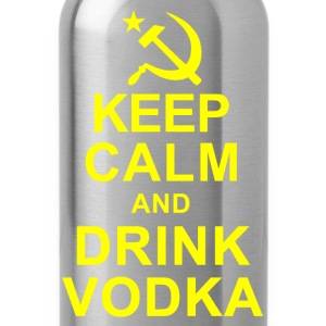 Keep Calm and Drink Vodka T-Shirts - Water Bottle