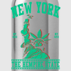 New York-Statue of Liberty - Water Bottle