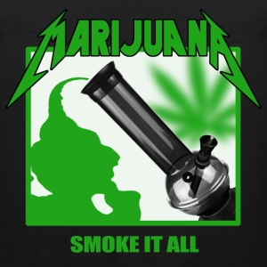 420 - Smoke It All - Men's Premium Tank