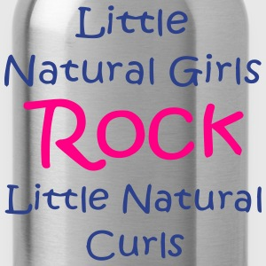 NATURAL GIRLS - TWO COLOR Kids' Shirts - Water Bottle