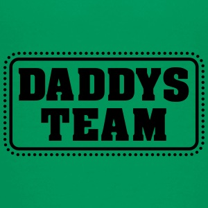 Daddys team (1c) Kids' Shirts - Toddler Premium T-Shirt