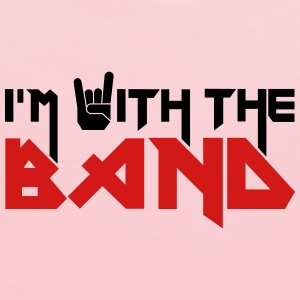 i'm with the Band T-Shirts - Kids' Hoodie