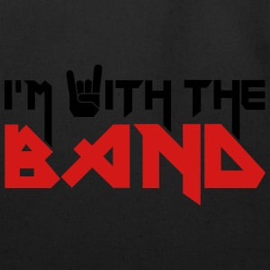 i'm with the Band T-Shirts - Eco-Friendly Cotton Tote