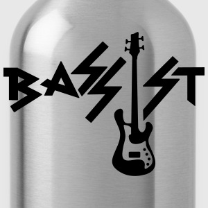 bassist T-Shirts - Water Bottle