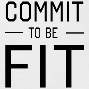 Commit to be Fit T-Shirts - Bandana