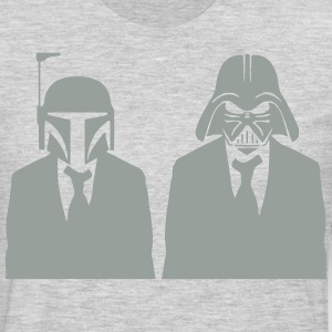 vader & fett in suits 1.2_ T-Shirts - Men's Premium Long Sleeve T-Shirt