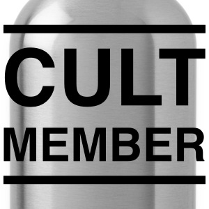 Cult Member T-Shirts - Water Bottle
