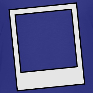 polaroid style photo photograph frame Kids' Shirts - Toddler Premium T-Shirt