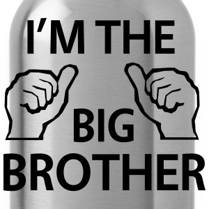 I'm the Big Brother Kids' Shirts - Water Bottle