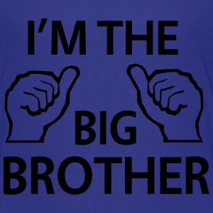 I'm the Big Brother Kids' Shirts - Toddler Premium T-Shirt