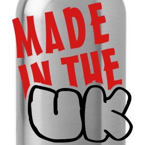 Made in the UK (2c) T-Shirts - Water Bottle