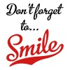 Don't forget to smile T-Shirts - Men's Premium T-Shirt