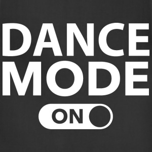 Dance Mode On - Adjustable Apron