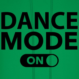 Dance Mode On - Men's Hoodie