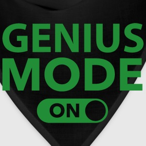 Genius Mode On - Bandana