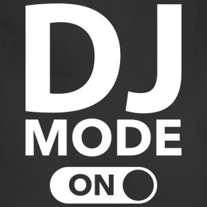 DJ Mode On - Adjustable Apron
