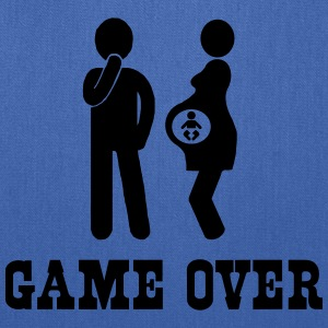 Pregnant. Game Over T-Shirts - Tote Bag