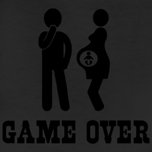 Pregnant. Game Over T-Shirts - Leggings