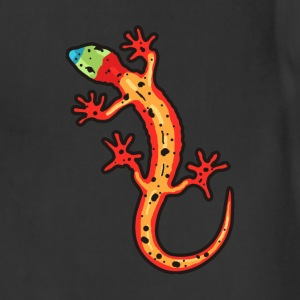 gecko_multi-coloured T-Shirts - Adjustable Apron