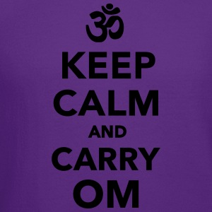 Keep calm and carry om Women's T-Shirts - Crewneck Sweatshirt
