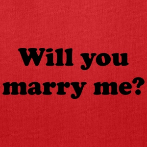 Will You Marry Me? - Tote Bag