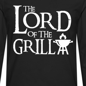 Lord Of The Grill T-Shirts - Men's Premium Long Sleeve T-Shirt