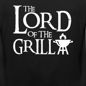 Lord Of The Grill T-Shirts - Men's Premium Tank