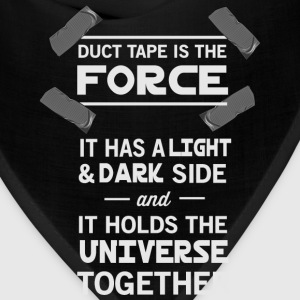 Duct Tape is the Force Women's T-Shirts - Bandana