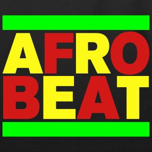 AFROBEAT T-Shirts - Eco-Friendly Cotton Tote