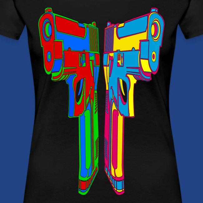 Pop Art Pistols