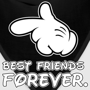 best friends forever - Bandana