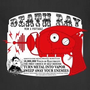Death Ray T-Shirts - Adjustable Apron
