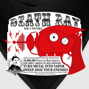Death Ray T-Shirts - Bandana