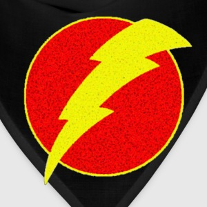 Super Superhero Retro Lightning Bolt