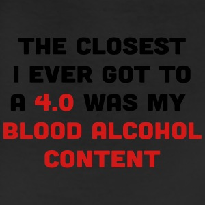 Closest to 4.0 Blood Alcohol Content T-Shirts - Leggings
