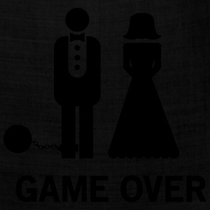 Wedding. Game Over Ball and Chain Women's T-Shirts - Bandana