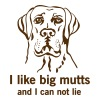 I like big mutts and I can not lie T-Shirts - Men's Premium T-Shirt