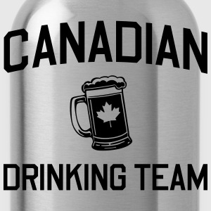 Canadian Drinking Team T-Shirts - Water Bottle