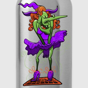 Halloween Sexy Witch T-Shirts - Water Bottle