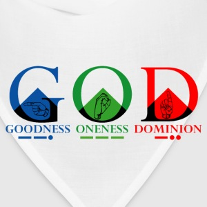God is So Good T-Shirts - Bandana