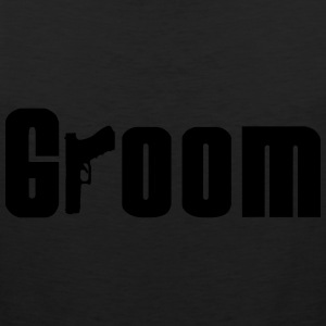 Mob Groom T-Shirts - Men's Premium Tank