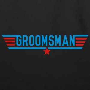 Top Groomsman T-Shirts - Eco-Friendly Cotton Tote