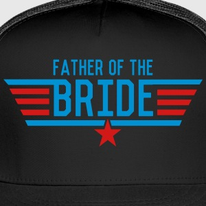 Top Father of the Bride T-Shirts - Trucker Cap